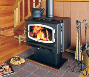 Avalon wood-burning cook stove