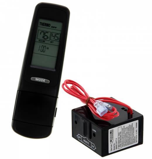 Smart Batt Heat N Glo Fireplace Remote Control Fine S Gas