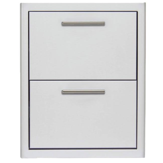 Blaze Grills Outdoor Kitchen Double Storage Drawers Fine 39 S Gas