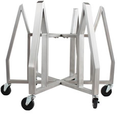 Portable Cart With Casters