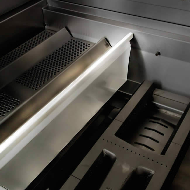 Blaze Grills 27 Quot Professional Series Portable Fine S Gas