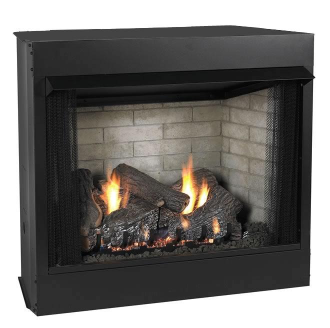 Gas Fireplace Firebox Fireplaces