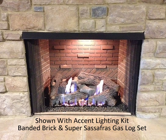 Breckenridge Select 42 Inch Firebox By White Mountain