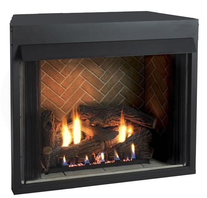 Breckenridge Select 42 Inch Firebox By White Mountain