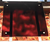 Broilmaster Ceramic Glass Infrared Panel