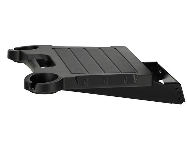broilmaster drop down side shelf with black bracket fine 39 s gas. Black Bedroom Furniture Sets. Home Design Ideas
