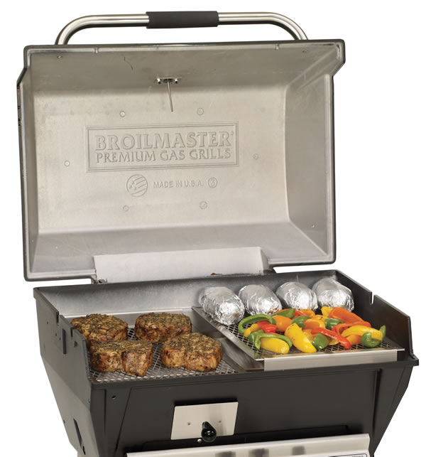 Broilmaster Qrave Smoker Grill Head Q3 X Fine S Gas
