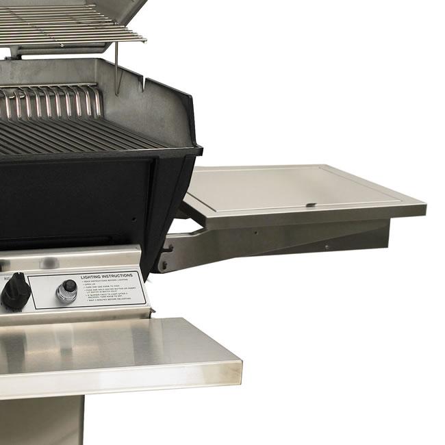 side burner for broilmaster grills fine 39 s gas. Black Bedroom Furniture Sets. Home Design Ideas