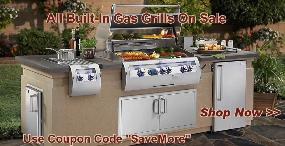Built-In Gas Grill Sale