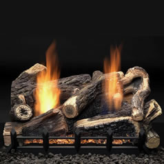 kentucky wildwood vent free gas logs - Ventless Gas Logs