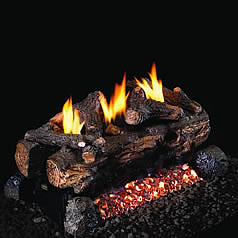 seethru vent free gas logs