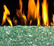 Emerald Fyre Glass