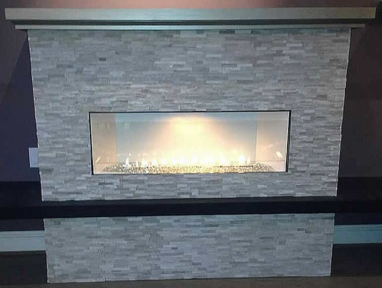 White Mountain Hearth 48 Inch Boulevard Vent Free Linear