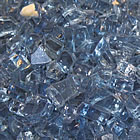Empire Blue Crushed Glass