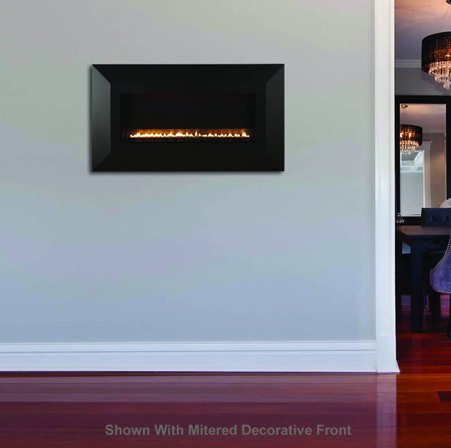 vent free natural gas fireplace safety installation boulevard linear safe
