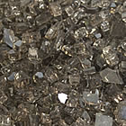 Empire Bronze Reflective Crushed Glass