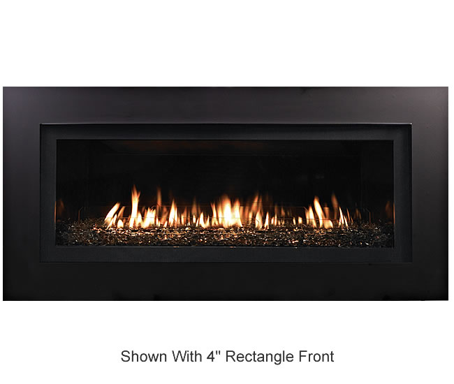 White Mountain Hearth Boulevard Direct Vent Fireplace | Fine's Gas
