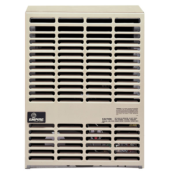 Empire Direct Gas Vent Space Heater 10 000 Btu Wall Hung