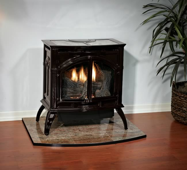 Heritage Cast Iron Stove By White Mountain Hearth