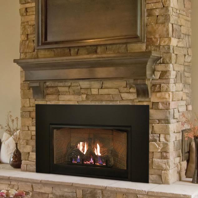 empire medium vent free fireplace insert s gas