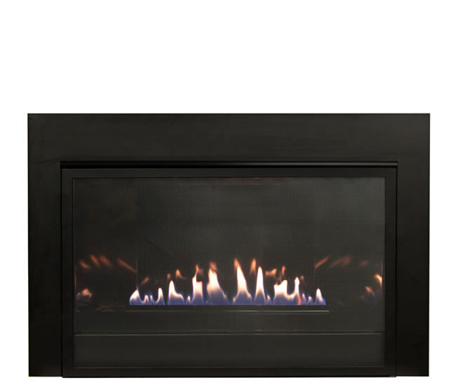 Empire Ventless Gas Fireplace 722 x 717