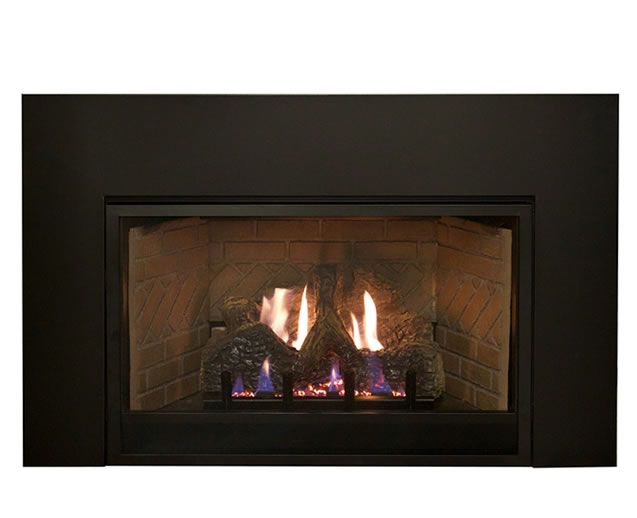 Innsbrook Small Vent-Free Gas Fireplace Insert by Empire and White Mountain Hearth.