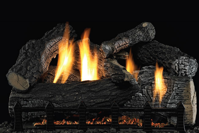Empire Super Wildwood 30 Inch Vent Free Gas Log With