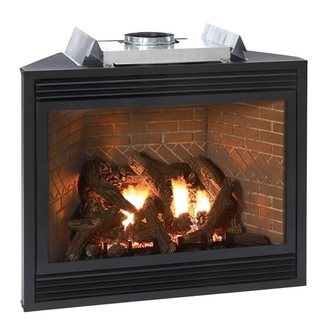 Tahoe Luxury 36 Inch Direct Vent Fireplace Fine S Gas