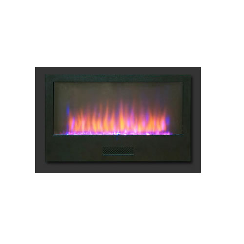 Fantasy Glo Led Electric Fireplace Fine S Gas