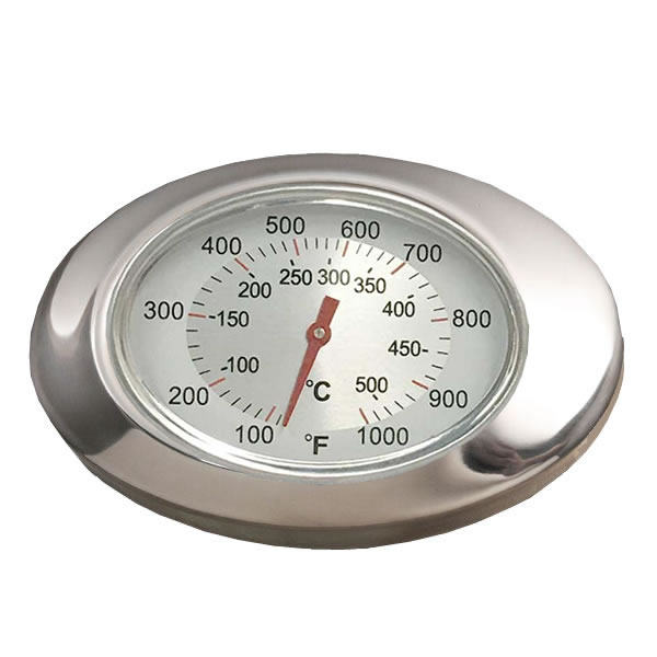 Analog Grill Thermometer Temperature Gauge Fine S Gas