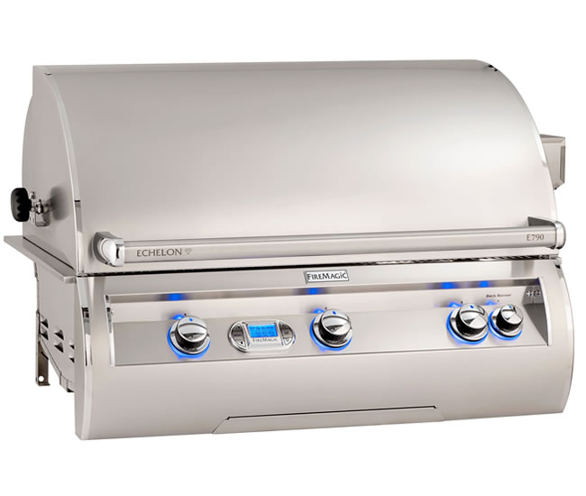 Fire Magic Echelon Grill E790i Diamond Built-In