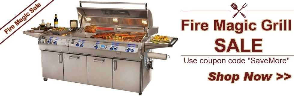 Fire Magic Grill Sale