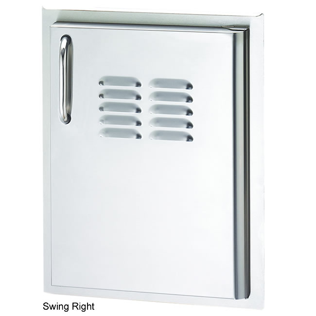 Fire Magic Select 21 X 14 Louvered Storage Door Fine 39 S Gas