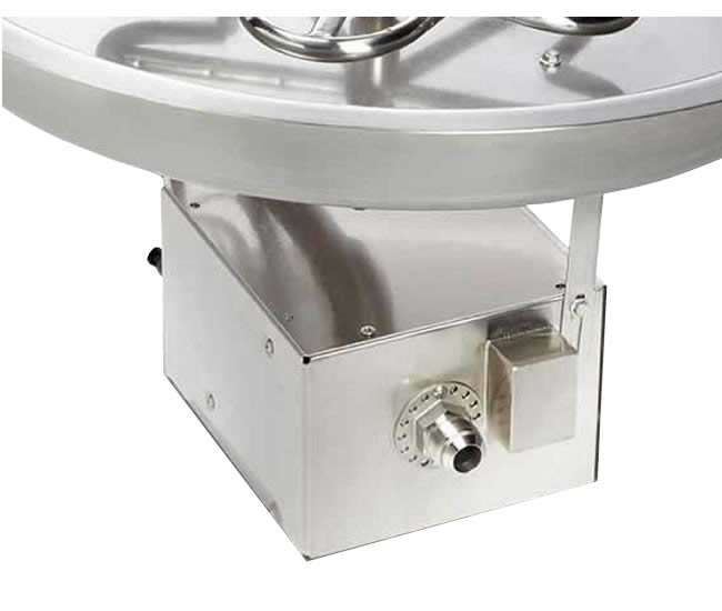 Deluxe 43 Inch Fire Pit Kit with Electronic Ignition