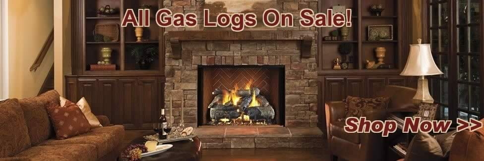 Gas Logs Sale