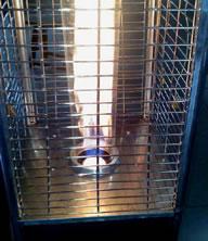 Glass Tube Patio Heater