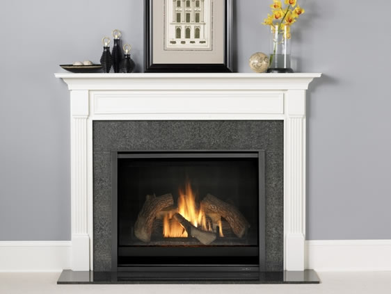 Heat N Glo 8000c Direct Vent Fireplace