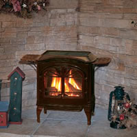 Heat-n-Glo Fireplaces Southern California - Heat n Glo Wood Fireplaces