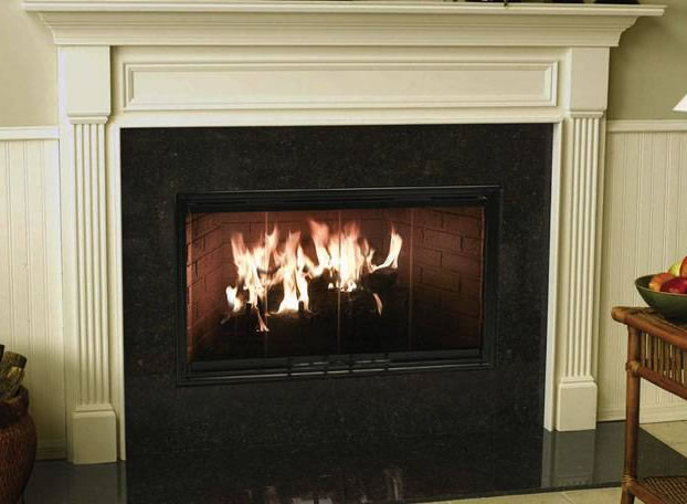 Heatilator Element 36 inch Wood Burning Fireplace