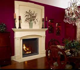 Heatilator Icon 60 Direct Vent Fireplace