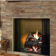 Wood Burning Fireplaces | Fine's Gas