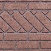 Innsbrook Insert Natural Banded Brick