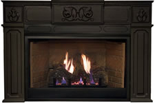 Innsbrook Insert Cast Iron Surround