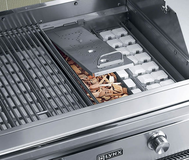 Lynx Built In Bbq 42 Inch Grill With Rotisserie Fine S Gas