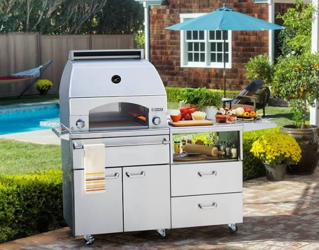 lynx outdoor portable pizza oven - Lynx Grill