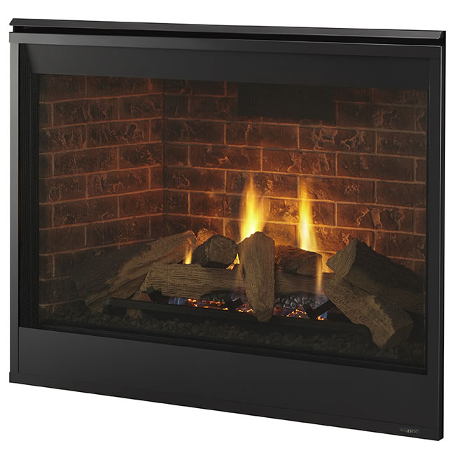 Meridian 42 Quot Fireplace By Majestic Fine S Gas
