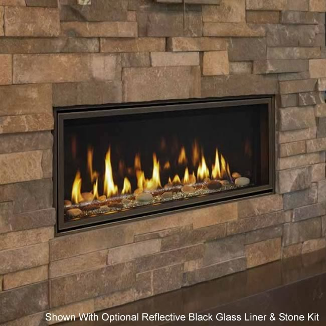 majestic wide view echelon ii direct vent fireplace 48 inch fine 39 s gas. Black Bedroom Furniture Sets. Home Design Ideas
