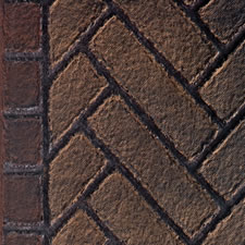 Olde English Herringbone