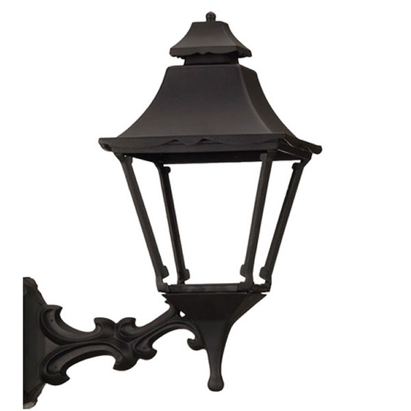 Wall Mount Outdoor Gas Light With Swag Top Fine s Gas