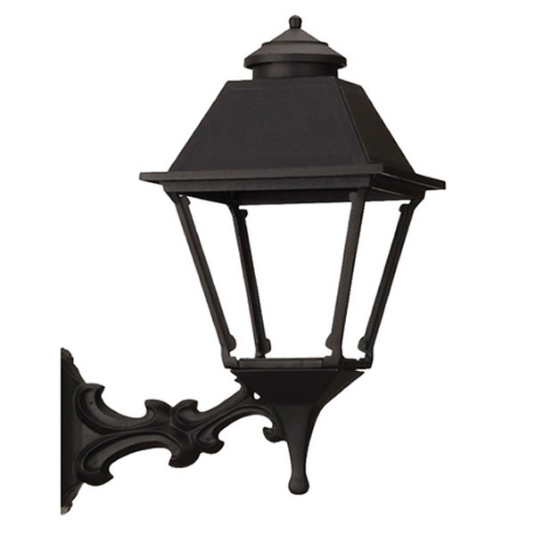 Hanging Gas Light Fixture: Wall Mount Outdoor Gas Light